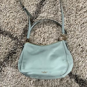 Tiffany blue kate spade purse